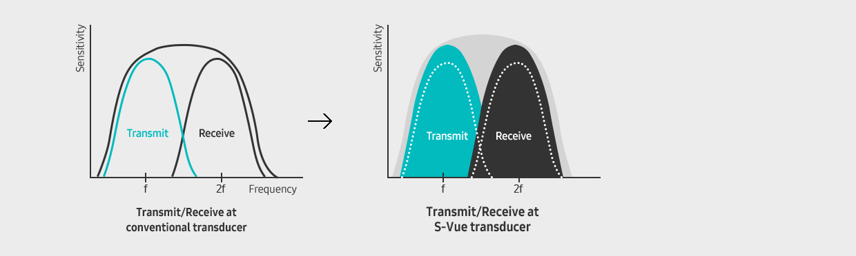 S-Vue transducer Sample