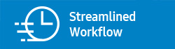 Streamlined Workflow